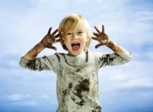 mud kid